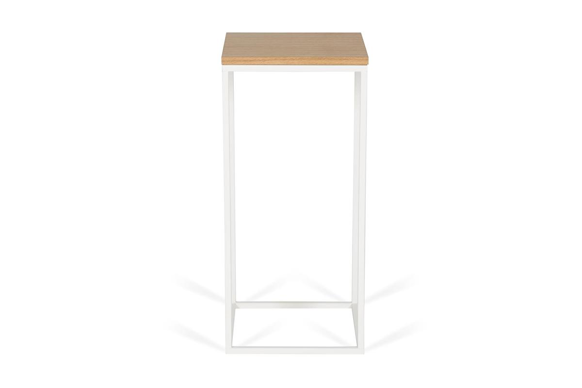 FOREST White Side table Tall