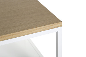 FOREST DUO White side table