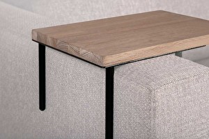 HELPER Sofa Side table Round