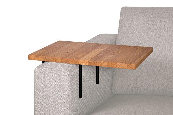 HELPER stolik boczny do sofy duży Dab