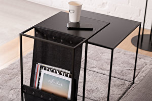 SILENCE Sofa Side Magazine table