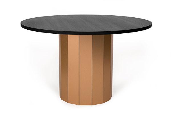 REVOLVE Stół Jadalniany Copper
